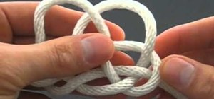 Tie a knarr viking merchant ship knot