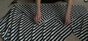 Make a simple dress