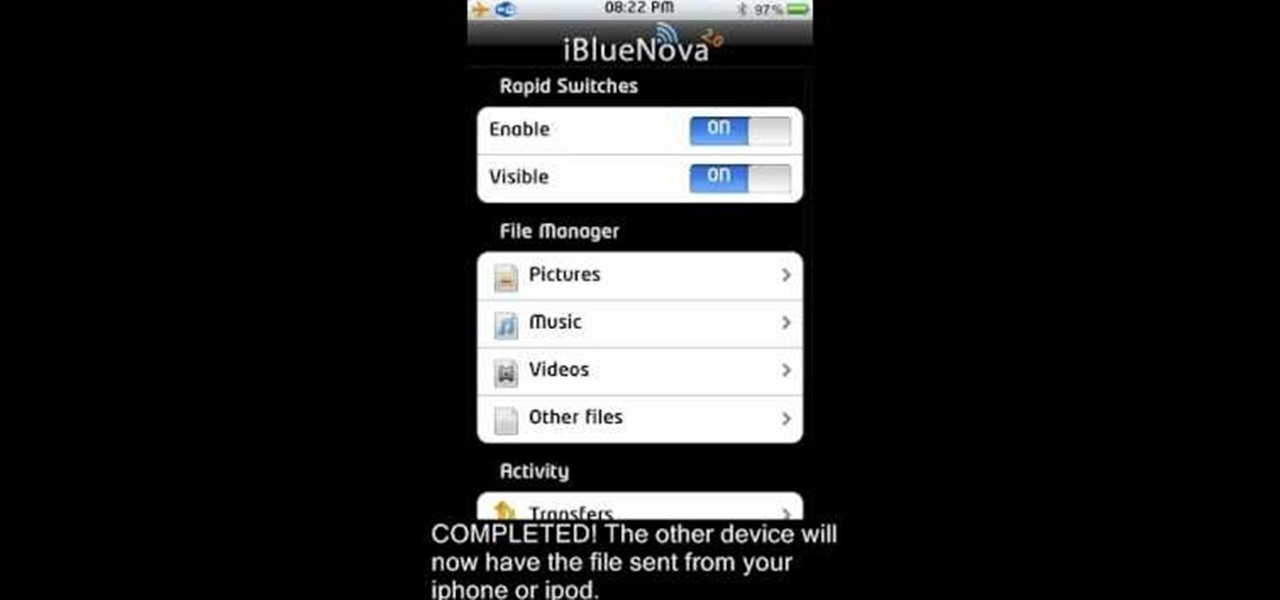 how to write bluetooth app for iphone
