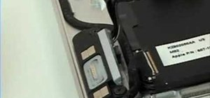 Repair a MacBook Air - MagSafe board removal