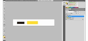 Make a YouTube subscribe button in Photoshop