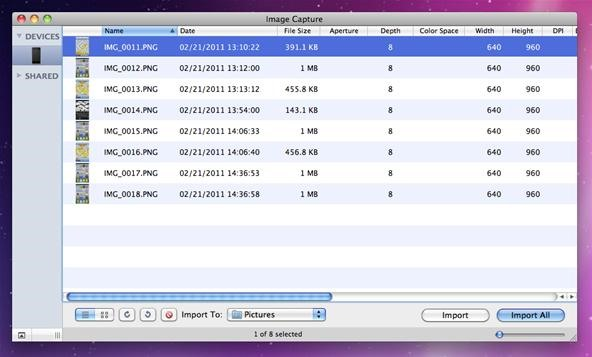How to Take Screenshots on Apple iOS 4 Devices (iPhone, iPod touch, iPad)