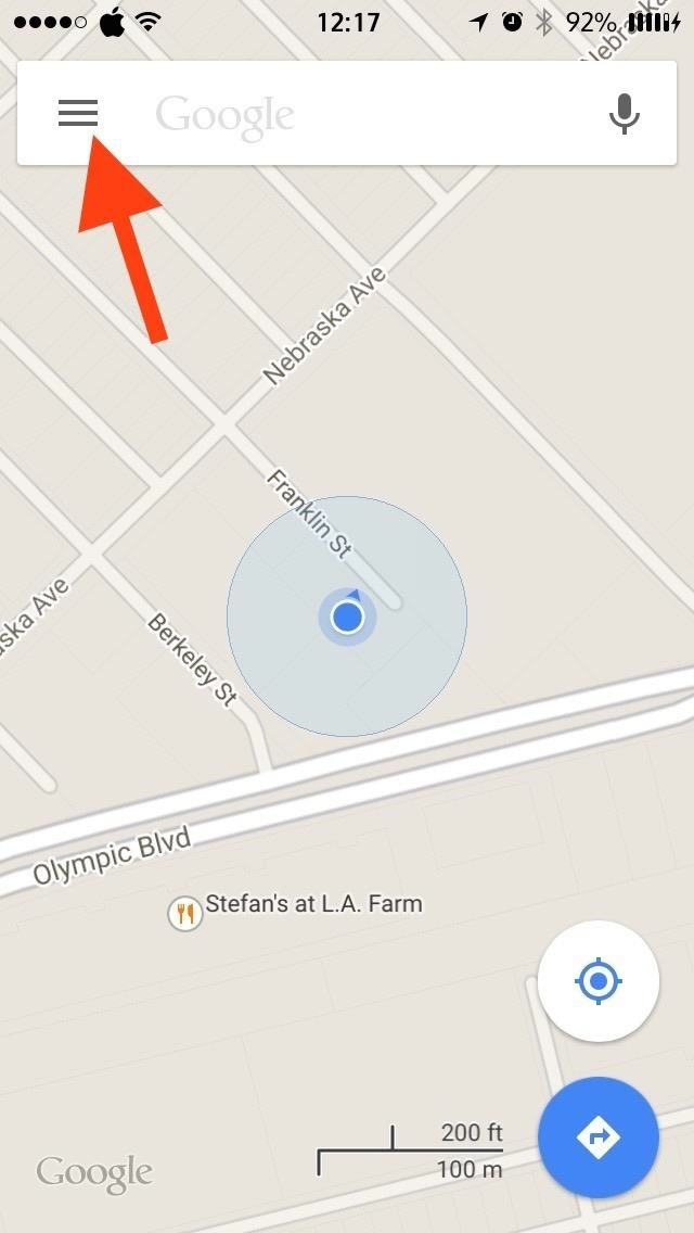 How To Remove Your Location History From Apple Maps Google Maps - Google map location history