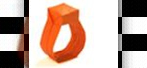 Origami a ring Japanese style