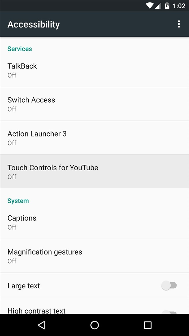 This App Lets You Change Volume and Brightness in YouTube Just by Swiping