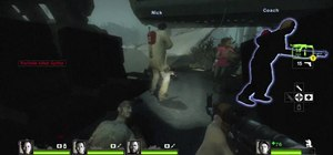 Get the Wing and A Prayer achievement in Left 4 Dead 2