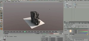 Set up and use physics and dynamics in Mograph 2 for Cinema 4D
