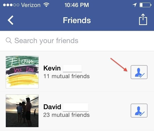 The Single Best Way To Keep Your Facebook Friends List