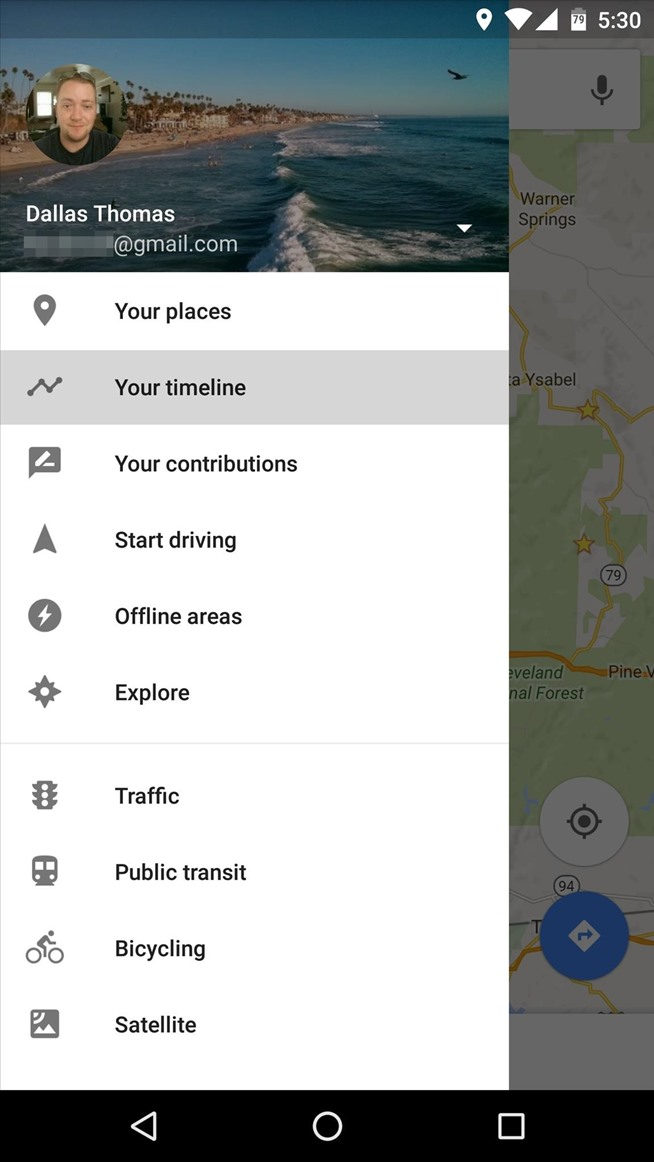 Android Basics: How to View Your Location History