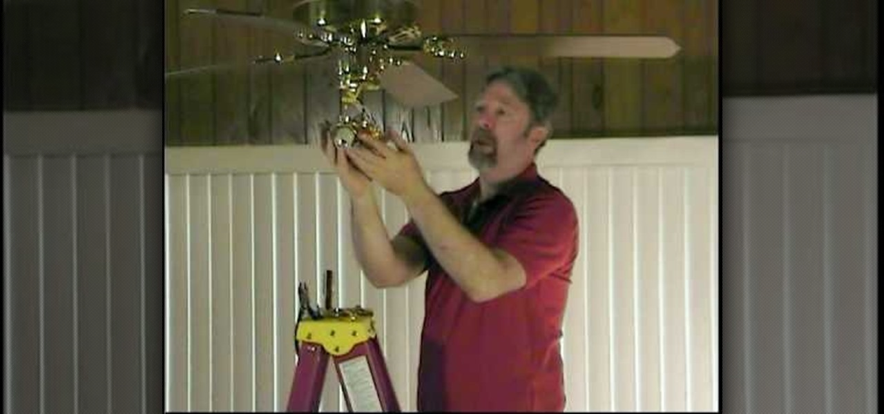 how to repair a defective ceiling fan light switch