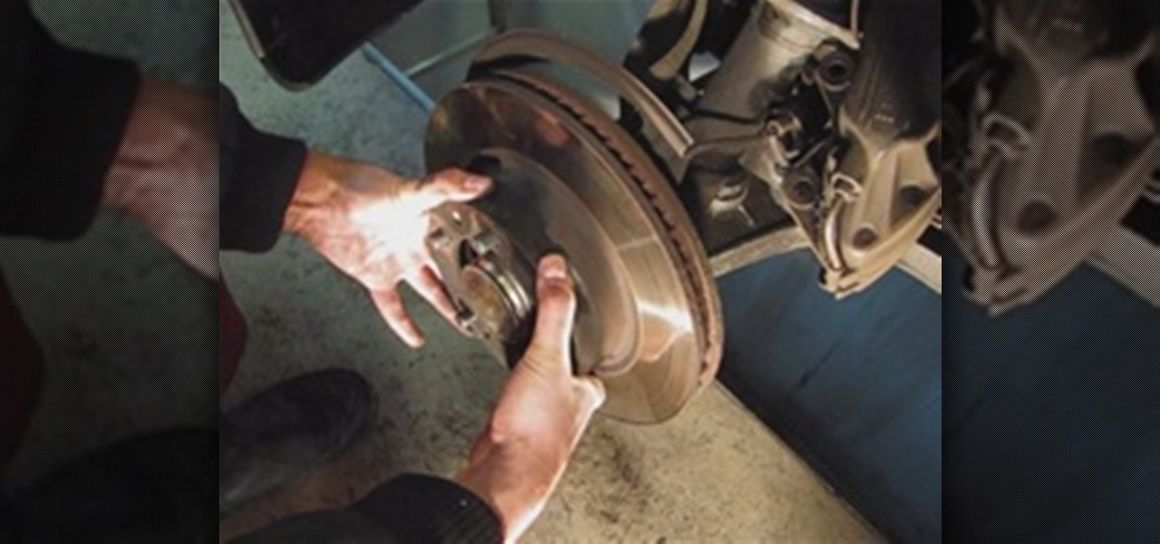 How to Replace the Brakes on a Porsche 944 S2 « Auto