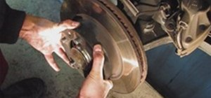 Replace the Brakes on a Porsche 944 S2