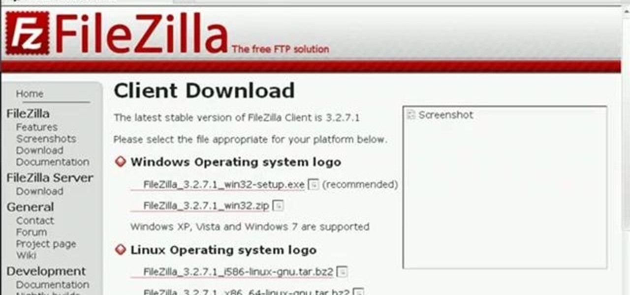 how to get filezilla username and password
