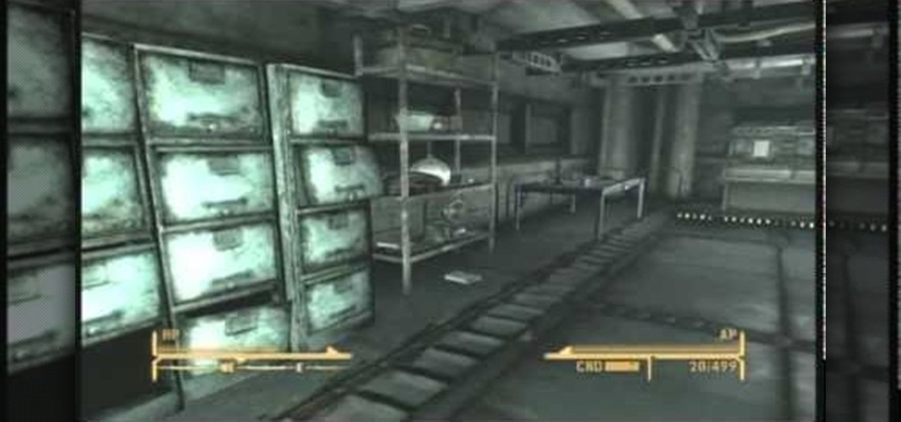 space suit in fallout new vegas at the repconn test site xbox 360