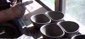 Throw a double bowl