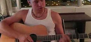 """Play """"How's It Going to Be"""" on acoustic guitar"""