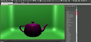 Create a glass shader with Mental Ray in 3ds Max 2010