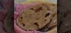 Make Indian Chapati Wheat Bread