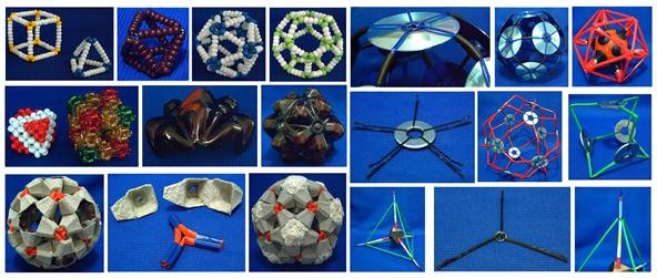 The Incredible Polyhedra Models of Mario Marín