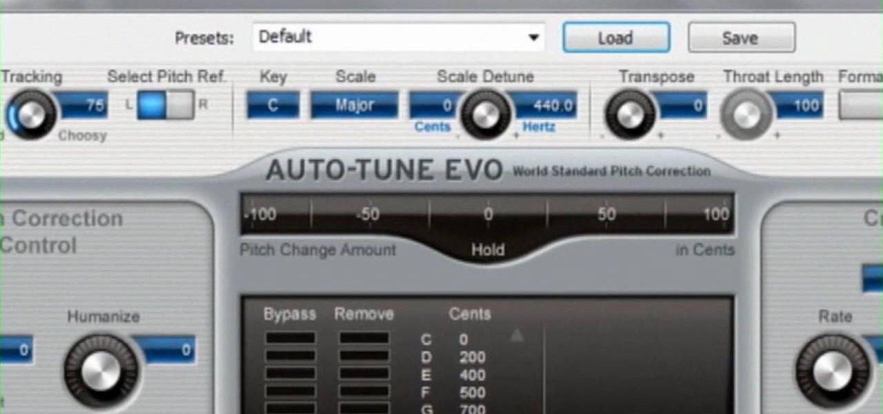 How to Use the Antares Auto-Tune Evo VST in Audacity 1 3 Beta