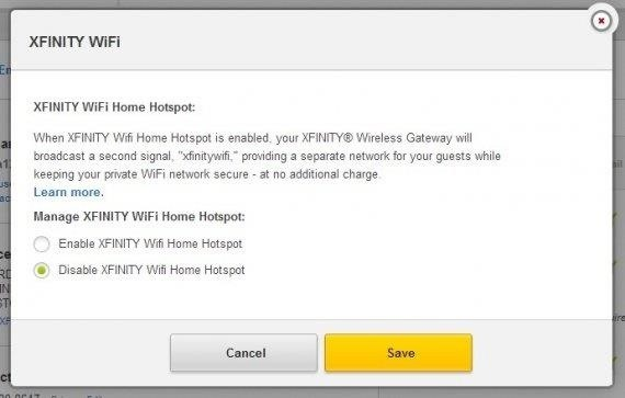 How to Keep Comcast from Using Your Router as a Wi-Fi Hotspot