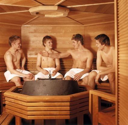 Port-O-Sauna