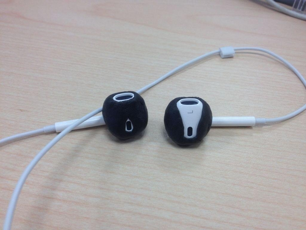 How to Make Your New Apple EarPods Fit Better in Your Ear with Sugru