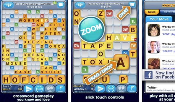 The 5 Best Word Game Mobile Apps Besides Scrabble Scrabble