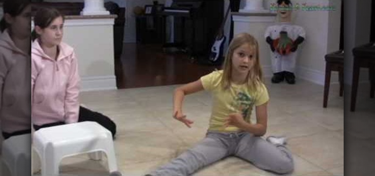 How To Do The Splits For Gymnastics 171 Gymnastics