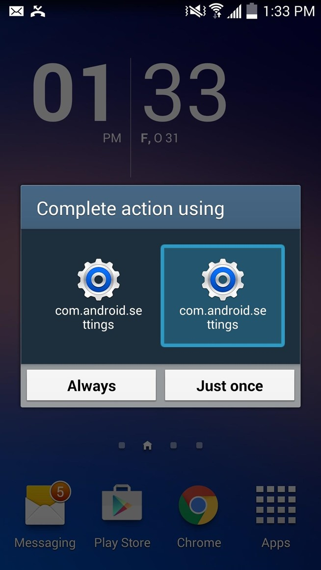 Install the Galaxy S5 Settings Theme on Your Galaxy S4