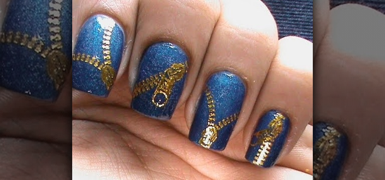 Do Zip Nail Designs