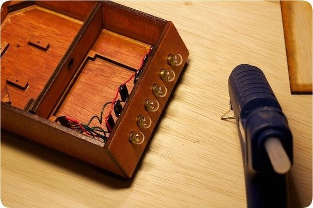 This DIY Steampunk Toothbrush Timer Tells You When You're Done Brushing Your Teeth