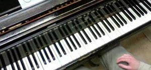 "Play ""Firelies"" by Owl City on the piano (hard version)"