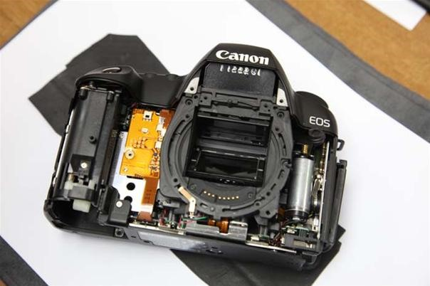 Canon 5D to PL5D in 20 Easy Steps