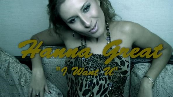 Hanna Great - I Want U by Oz BODYCON