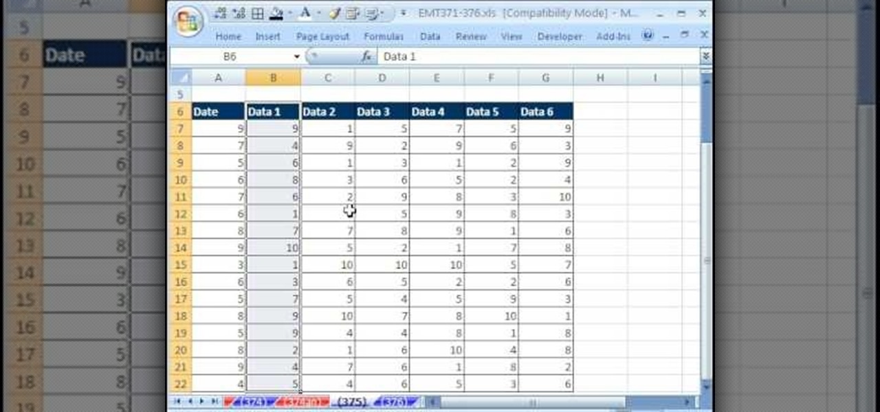 How to Change Text to Columns When You Copy and Paste in Excel