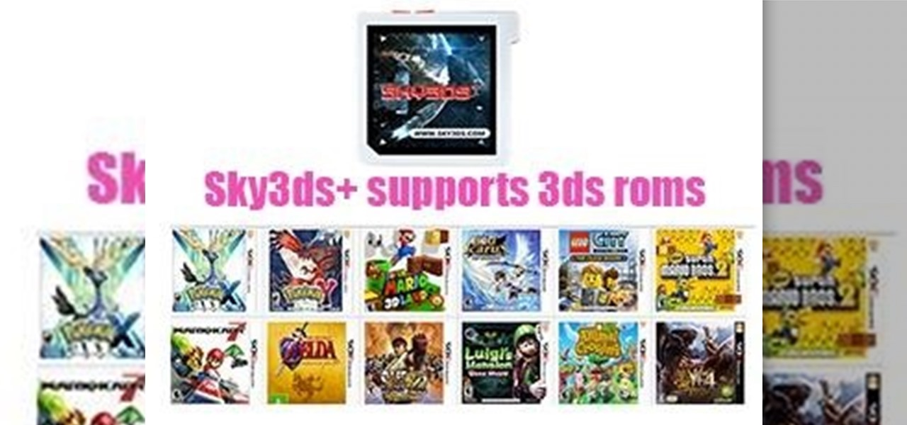 how to play 3ds games on 2ds