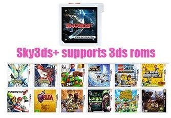 How to Play 3DS Games on 2DS?