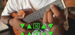 Use a chunk strum when playing the ukulele