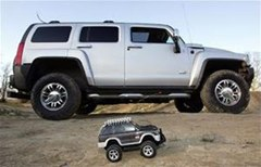 World's Only $68,000 RC Hummer