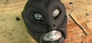 Make a fish man movie or Halloween costume