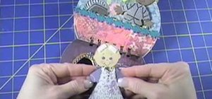 Start a paper doll dress-up tin/purse project