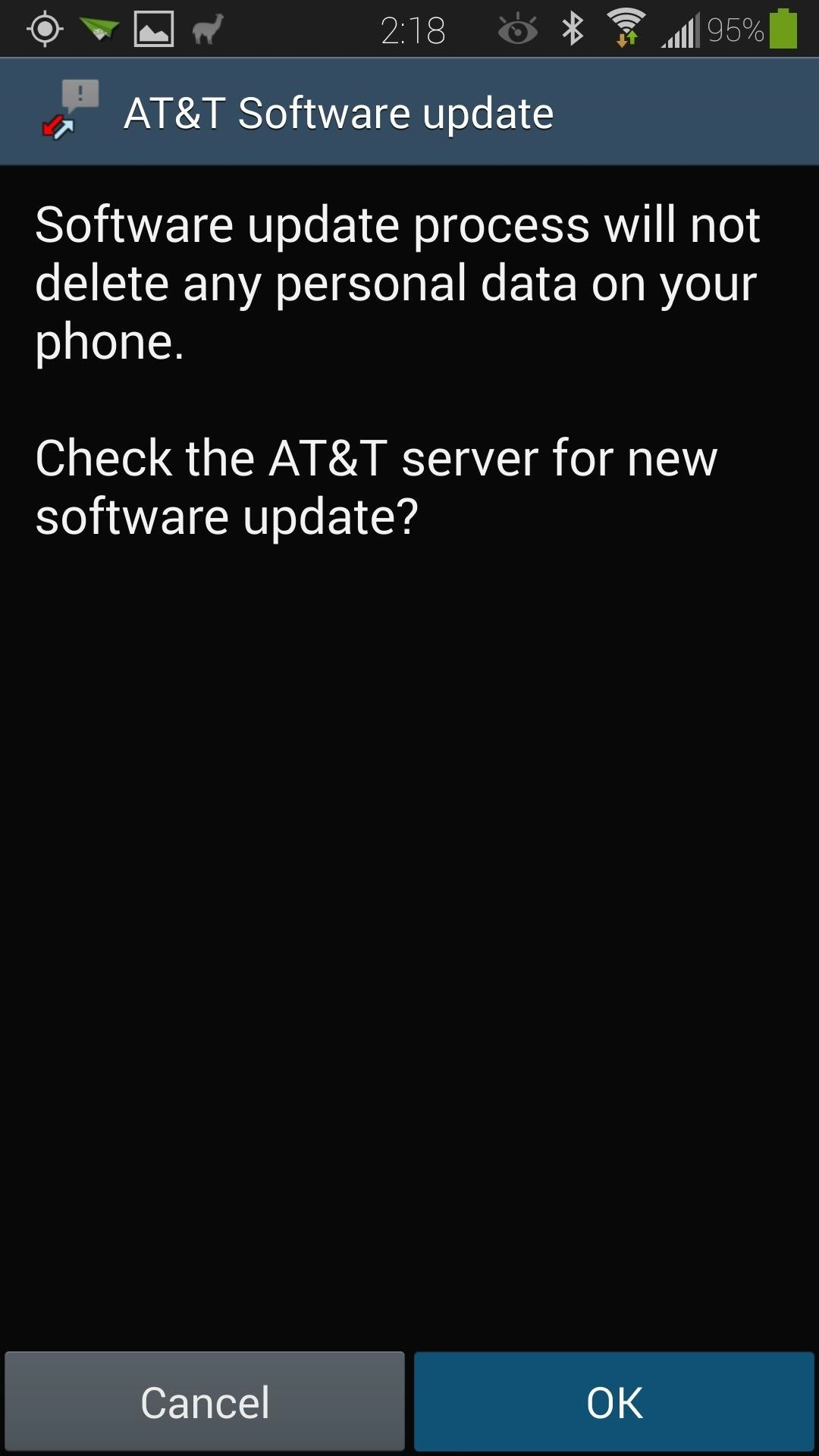 Android 4.4.2 KitKat Update Rolling Out Right Now for Your AT&T Samsung Galaxy S4