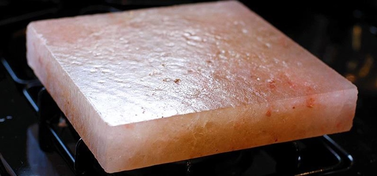 Why You Need to Cook on a Himalayan Salt Block
