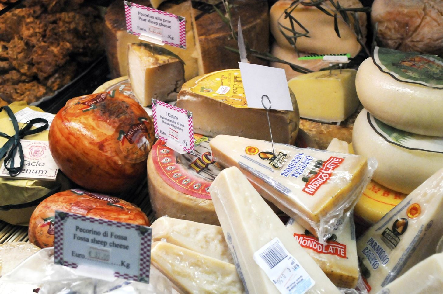 14 Types of Bacteria & 10 Strains of Fungus Are Responsible for All the Delicious Flavors of Cheese