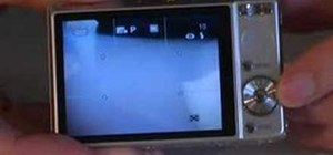 Use the Sony DSC T100 digital camera