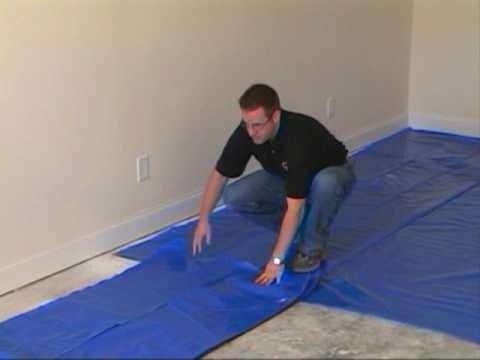 Laminate Flooring Vapor Barrier
