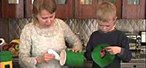 How to Make a St. Patrick's Day leprechaun hat