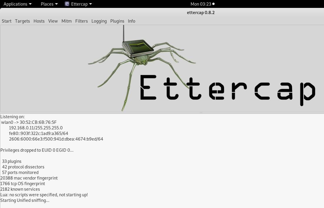 How to Use Ettercap to Intercept Passwords with ARP Spoofing